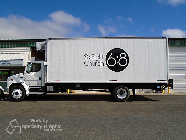 Truck Graphics for SixEight Church in Vancouver WA.jpg