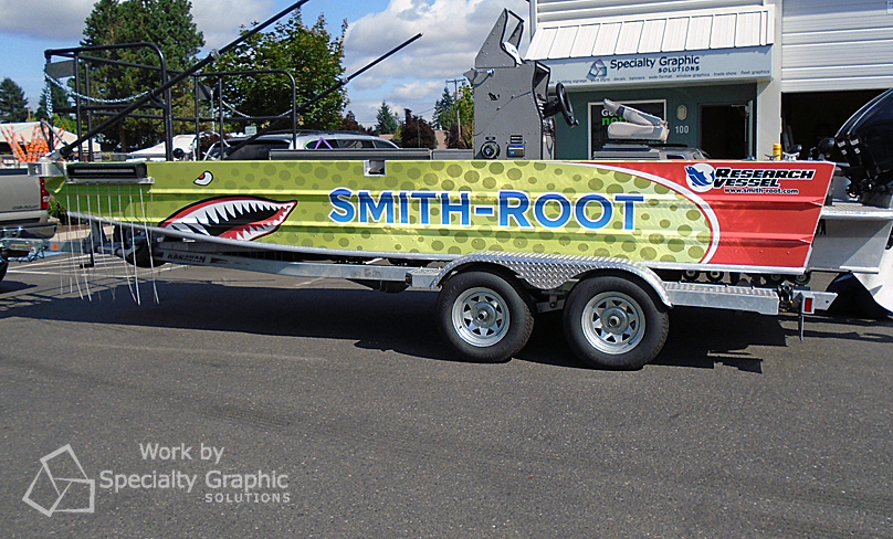 Vinyl Boat Wrap for Smith-Root Vancouver WA.jpg