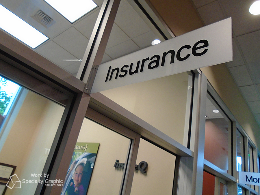 Acrylic Blade Signs For Insurance Services at iQ Credit Union Vancouver WA.jpg