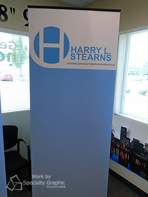 Trade show banners for Harry L Stearns.jpg