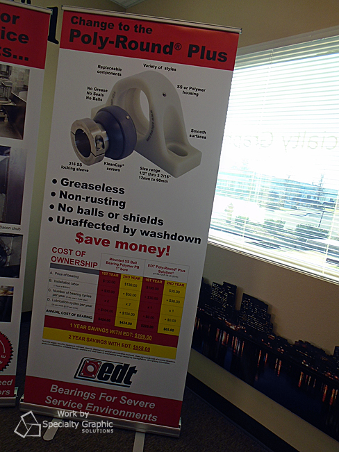Retractable Banner for EDT makes trade show set up easy.jpg