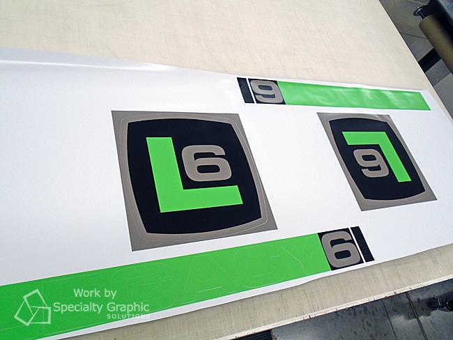 Vehicle graphic fabrication Vancouver WA