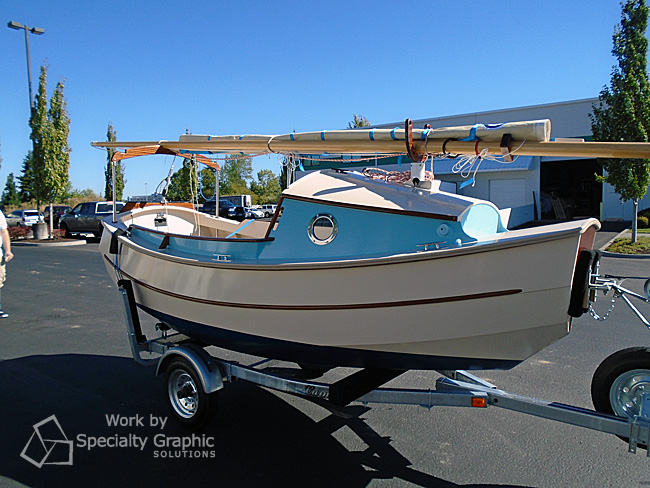 Hand crafted boat by Charles Silver of Vancouver WA.jpg