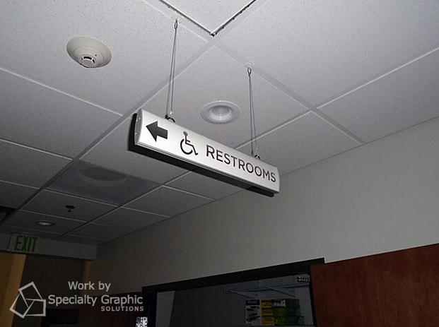 Restroom Signs Vancouver WA