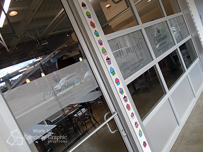 Frosted vinyl graphics offer subtle, elegant branding solution, Portland OR.jpg