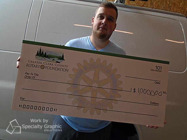 Dry Erase Giant Check makes donation publicity a breeze.jpg