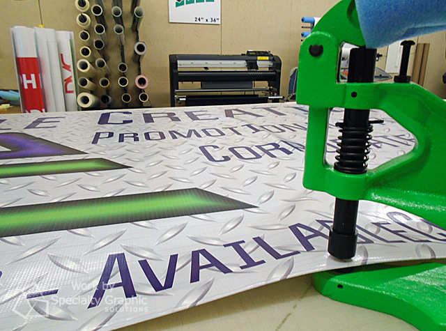 Color design for signs in Vancouver WA