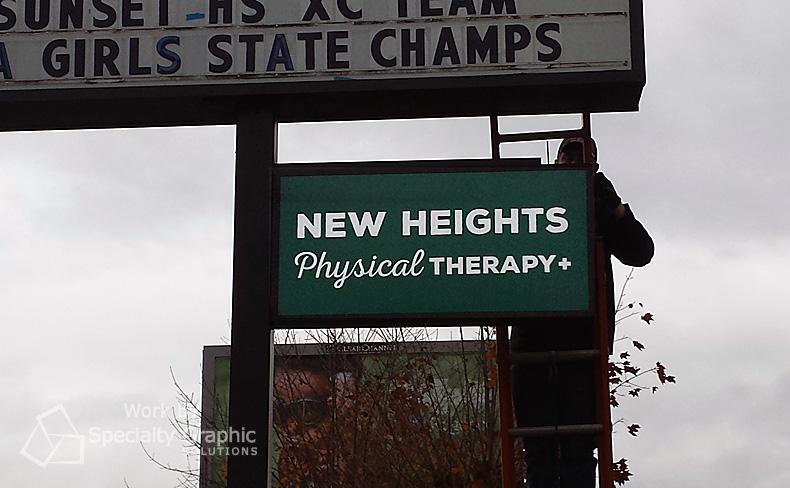 Illuminated signs Portland OR