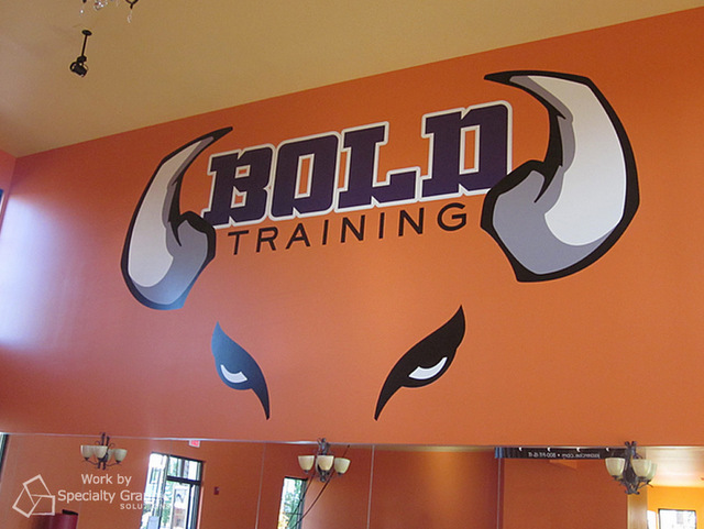 How are vinyl wall graphics made in Vancouver WA