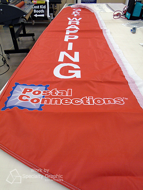 Flutter Flags for new businesses in Vancouver WA