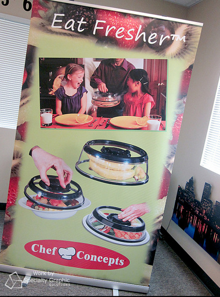 Retail Marketing with Retractable Banner Stands in Vancouver WA