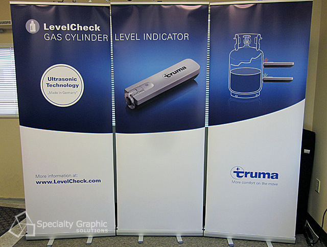 Use Retractable Banner Stand for Backdrops in Vancouver WA