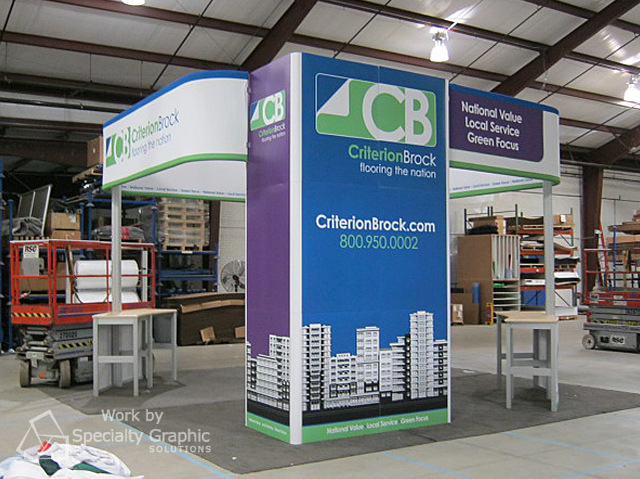 Affordable trade show displays in Vancouver WA