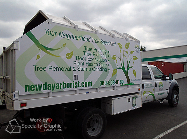 Affordable Fleet Vehicle Graphics in Vancouver WA
