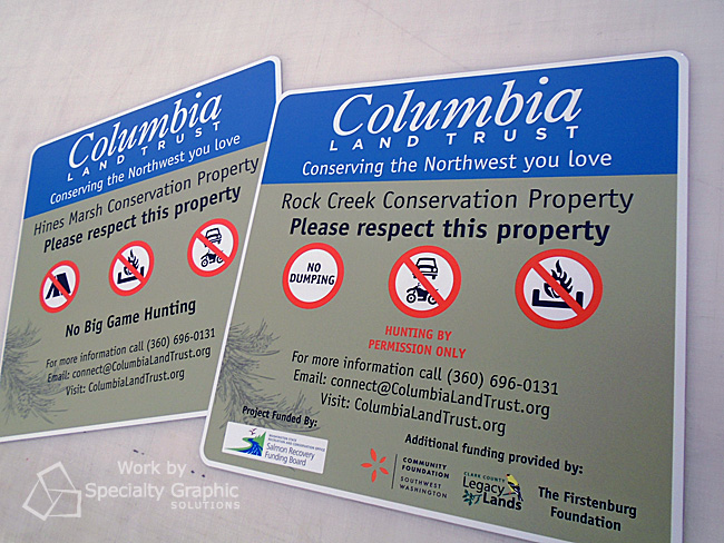 Aluminum Property Signs are made to last.jpg