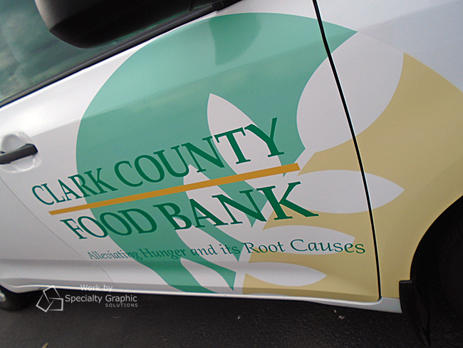 Updated van graphics for Clark County Food Bank, Vancouver WA.jpg
