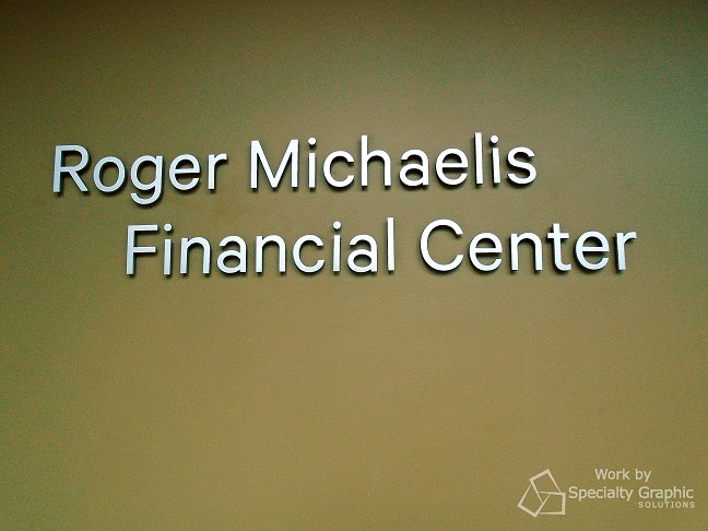 Stud mounted aluminum letters - iQ Credit Union Vancouver WA.jpg