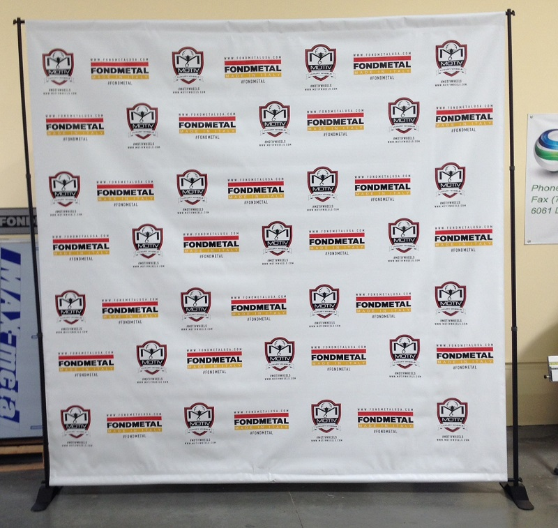 Step and Repeat Banners for Events in Vancouver WA
