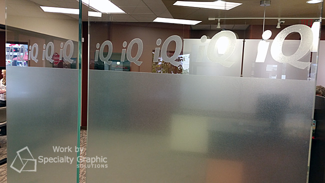 Subtle branding with 3M frosted materials at iQ Credit Union.jpg