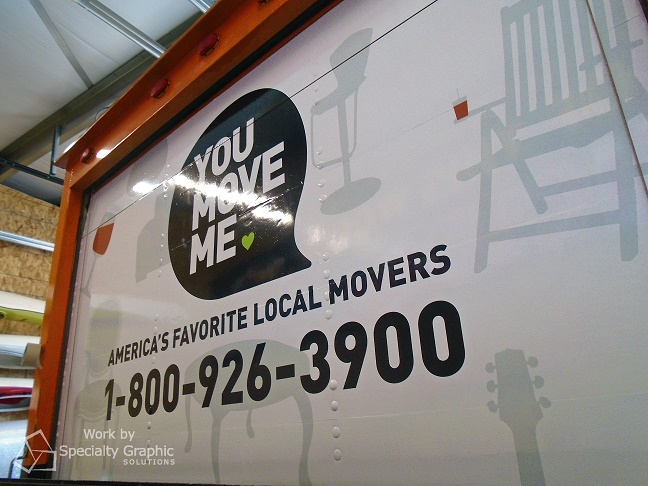 Ideas for box truck graphics in Vancouver WA
