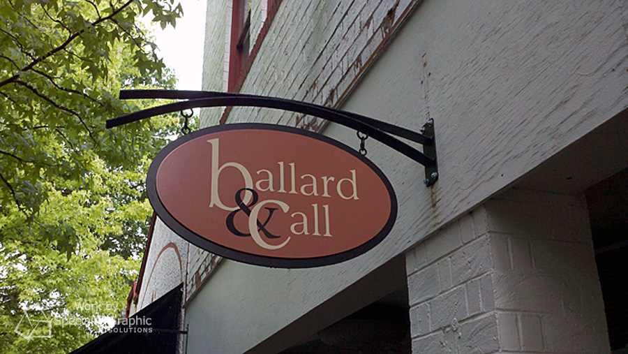 Where to buy blade signs in Portland Oregon