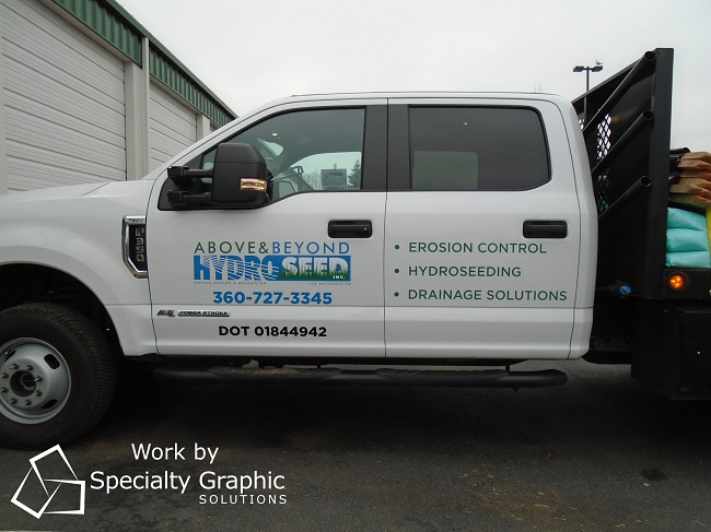 Where to Buy Fleet Vehicle Graphics in Vancouver Wa