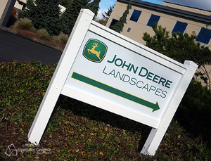 White vinyal post sign John Deere.jpg