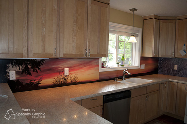 SGS Kitchen Backsplash
