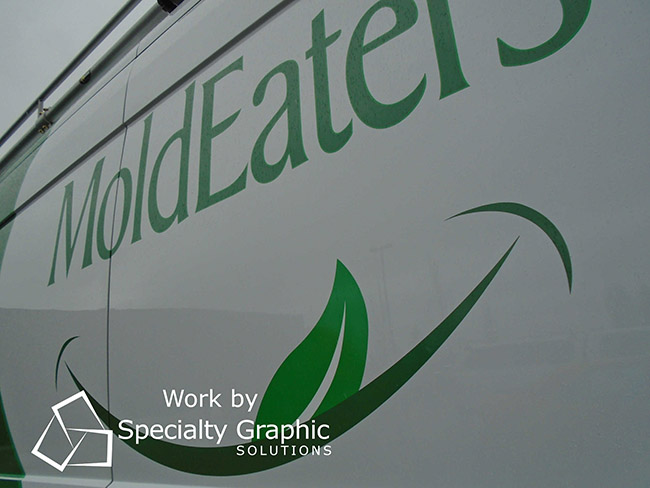 Van Graphics for Fleet Vehicles