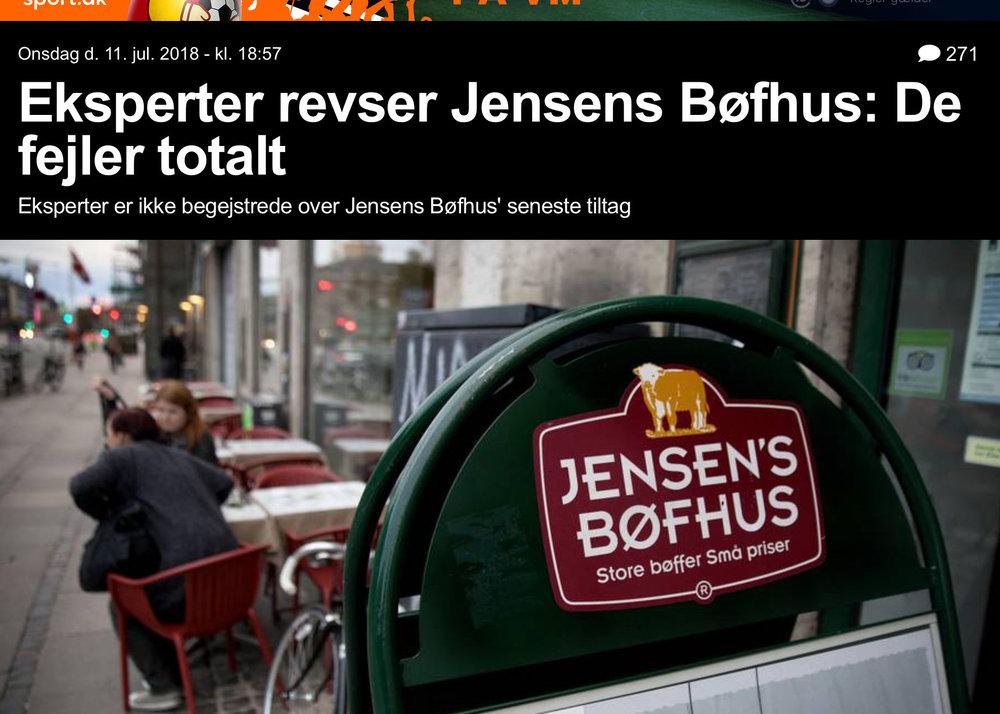 Artikel bragt i Ekstrabladet juli 2018