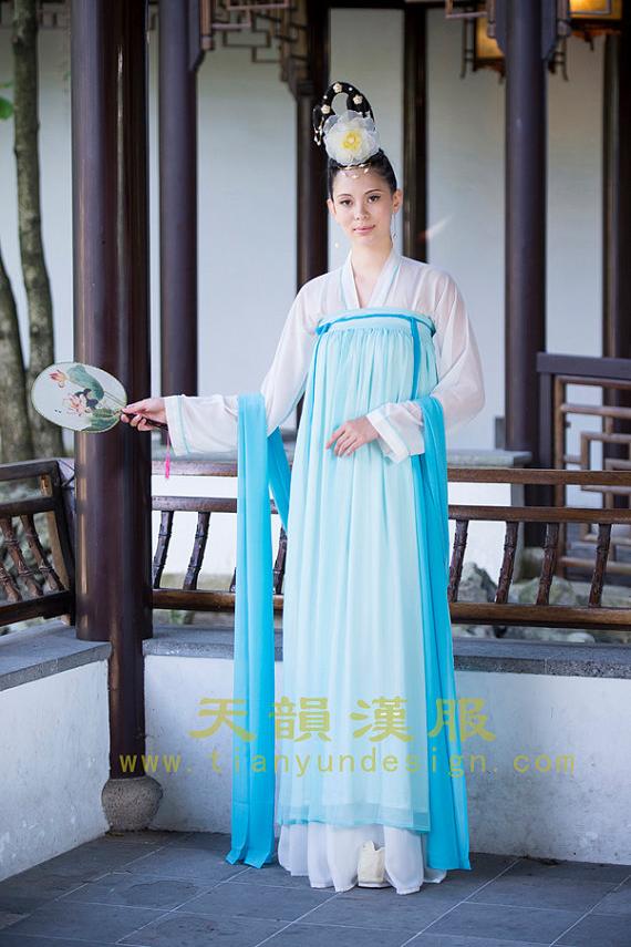 Hanfu Custom