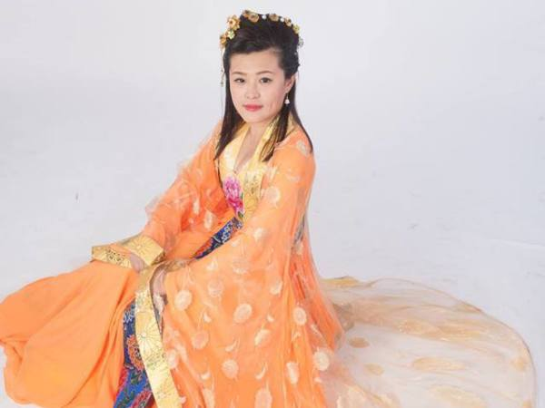 Tang Dynasty Han Couture大唐盛世貴妃系列