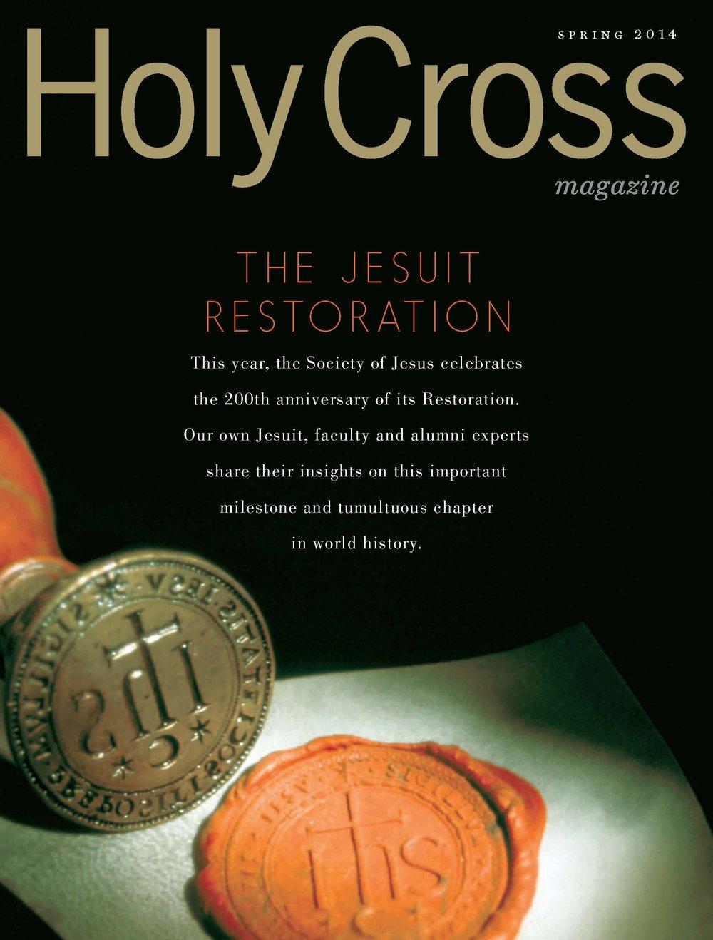 Holy Cross Magazine, 2014