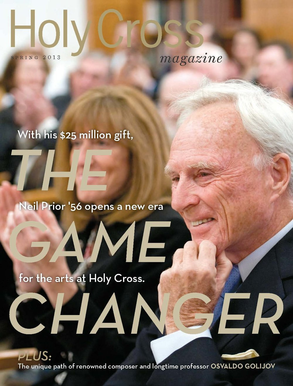 Holy Cross Magazine, 2013