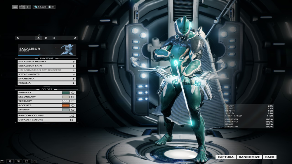 My beloved Tenno. You look SO COOL!