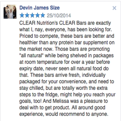 ClearNutritionDevin
