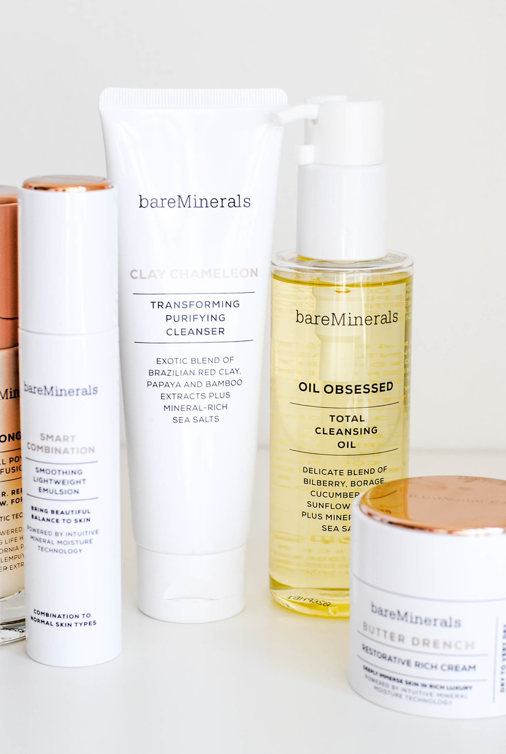 Bare Minerals Does Skincare