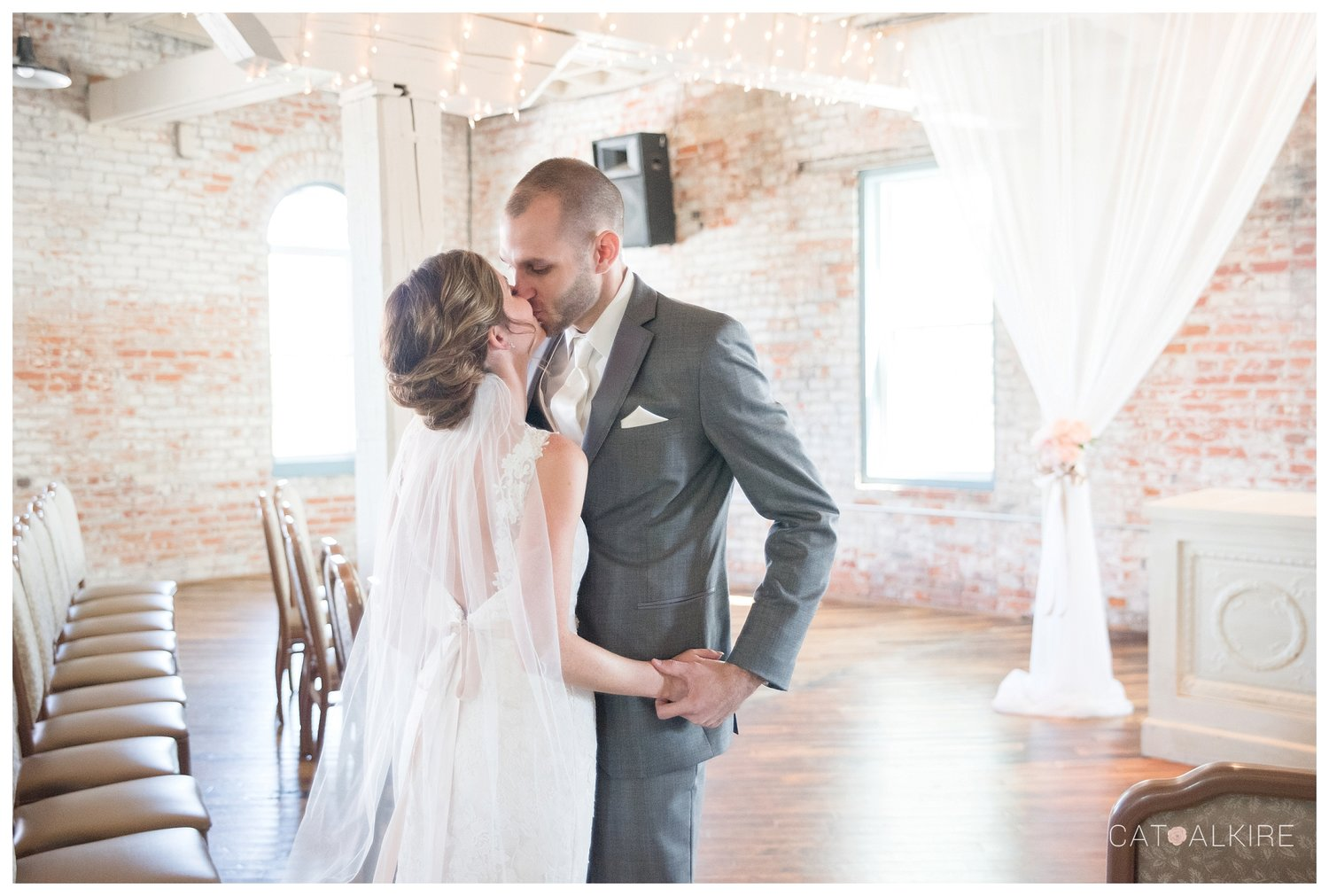 Brianna & Ahrin | Married | Bread and Chocolate | Goshen, Indiana ...