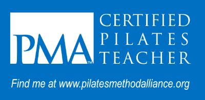 PMA Certified Pilates Teacher