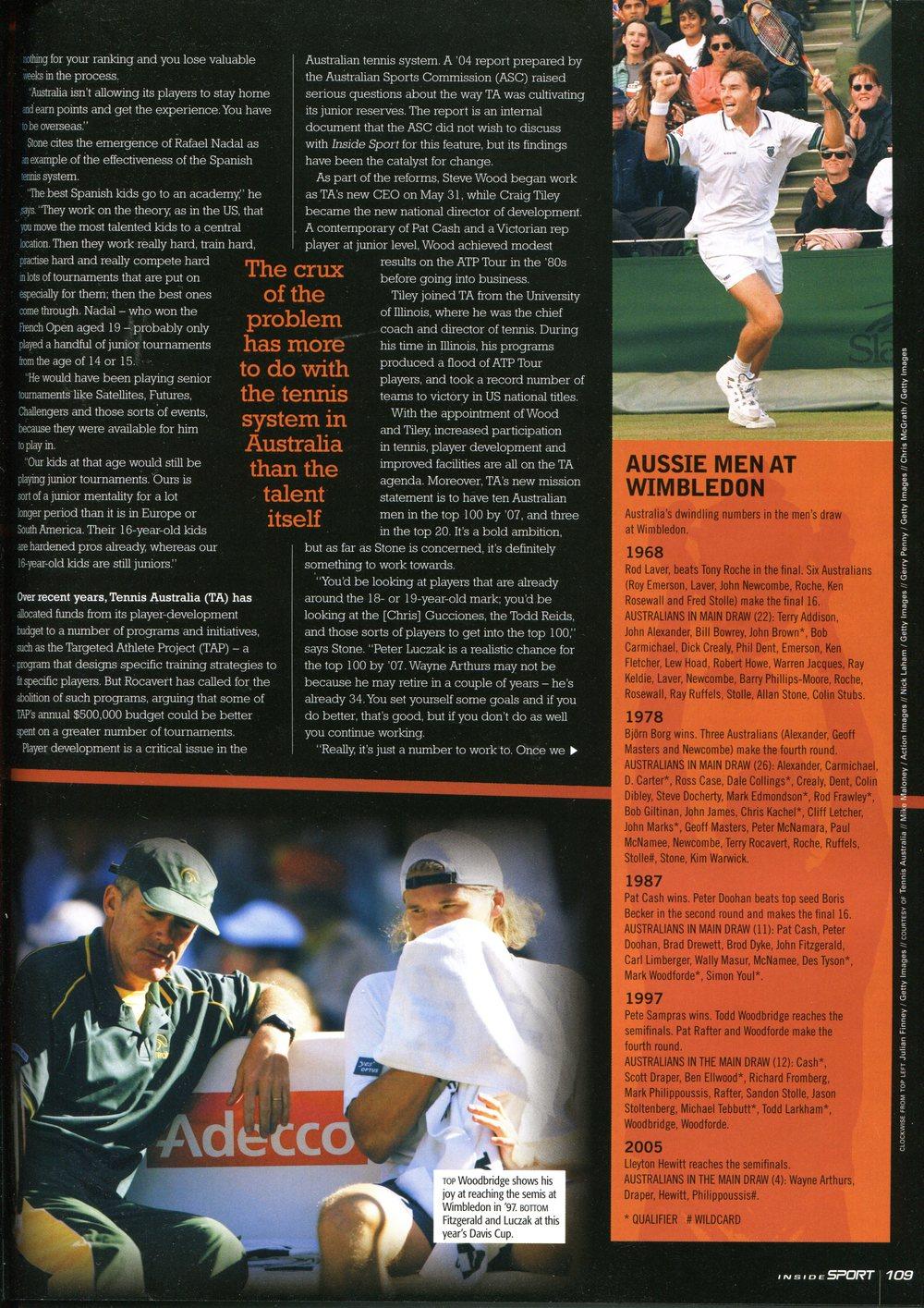INSIDE SPORT NOVEMBER 2005 AUSTRALIAN TENNIS FUTURE FEATURE (5).jpg