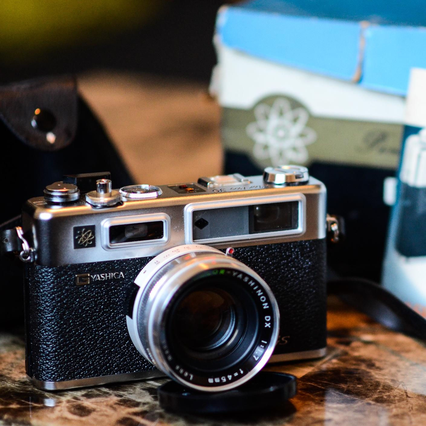 Film digital photography essay