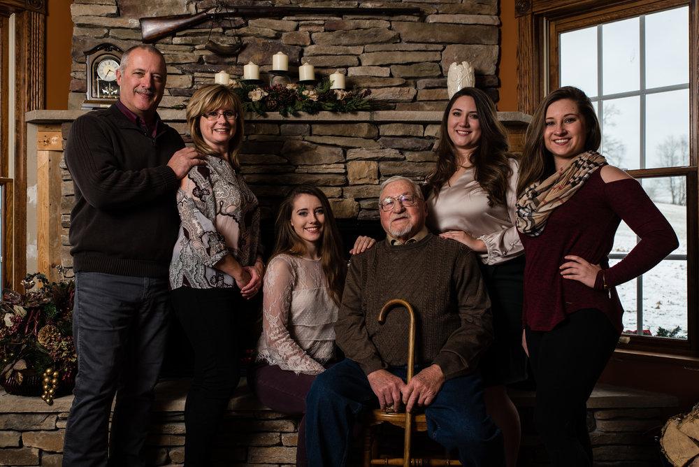 Family Portraits - Lifetime Keepsakes