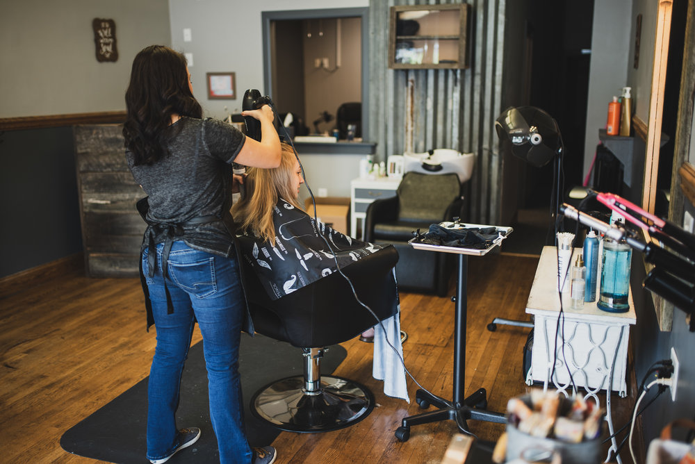Salon Environment