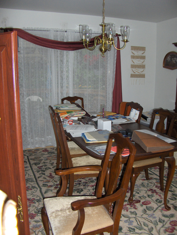 Dining Room c. 2006