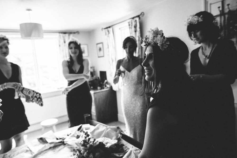 Garden Wedding photography Barley Herefordshire - Tracy + Matt -125.jpg