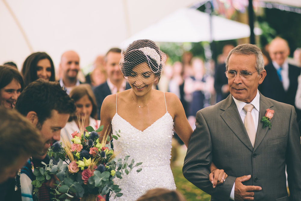 Garden Wedding photography Barley Herefordshire - Tracy + Matt -145.jpg