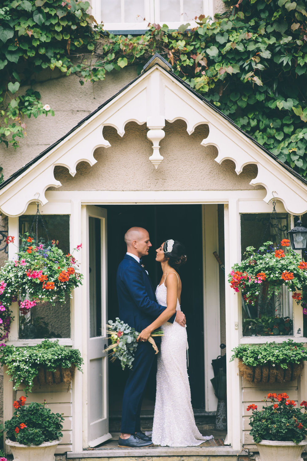 Garden Wedding photography Barley Herefordshire - Tracy + Matt -322.jpg
