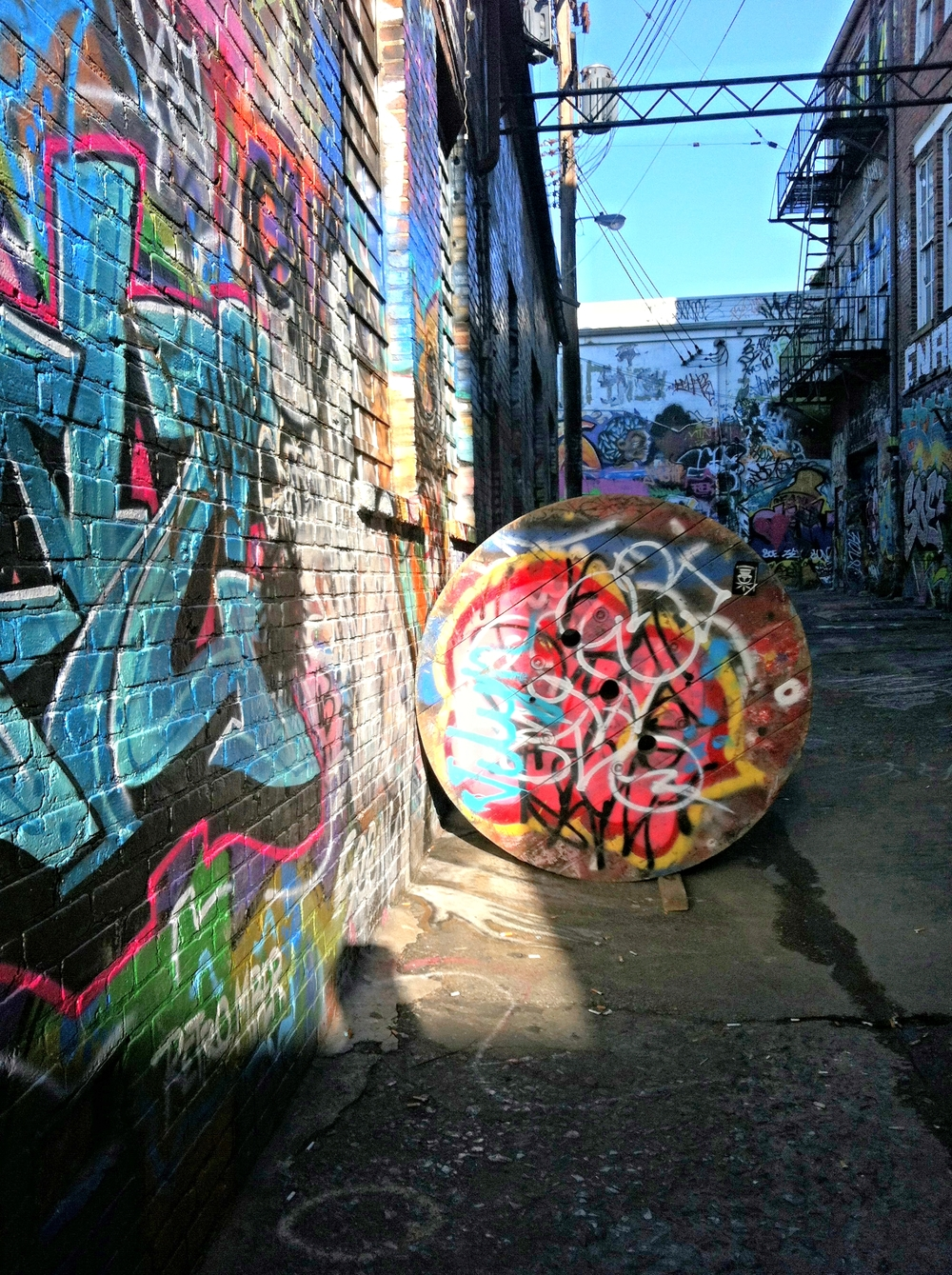 Who does not know what the alley 36