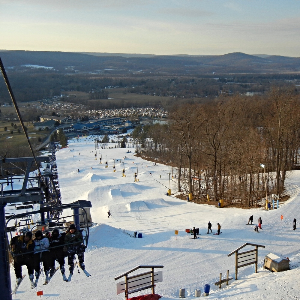 a0bee48f74 Day Trip  Liberty Mountain Resort — Bailtimore