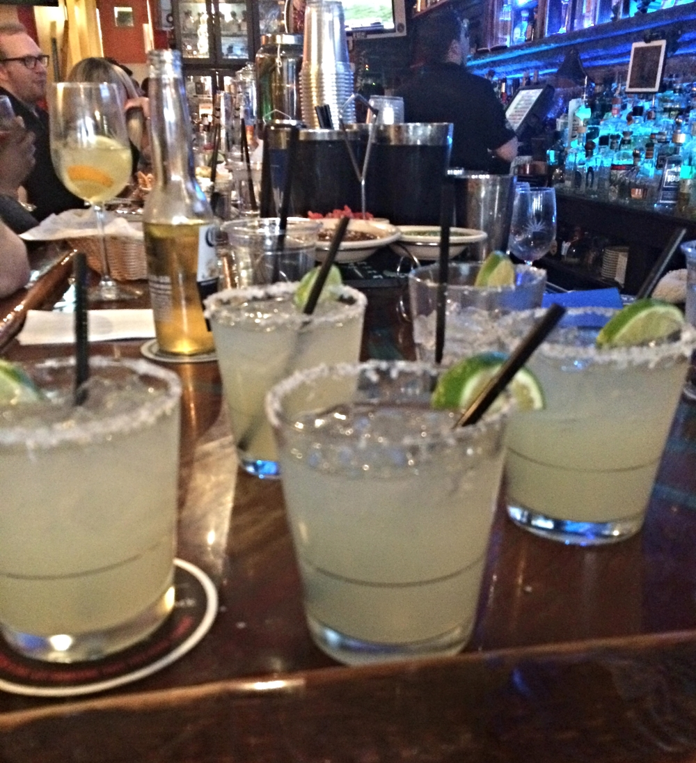 Blue Agave Margs